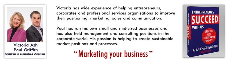 Chapter 6 - Marketing your business